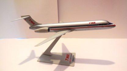 TWA American Airlines Boeing 717-200 Model