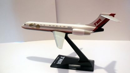 TWA Boeing 717-200 Model Trans World Airlines