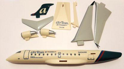AirTran Connect Bombardier CRJ200 Model Parts