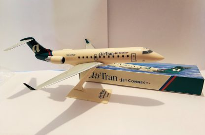 AirTran Connect Bombardier CRJ200 Model With Box