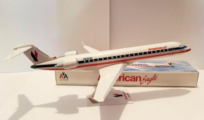 American Eagle Bombardier CRJ700 Model with Box