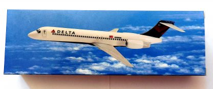 Delta Air Lines Boeing 717-200 Box Front