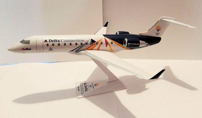 Delta Connection Bombardier CRJ200 2002 Olympics Salt Lake City Model