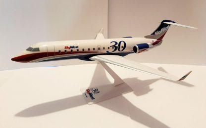 SkyWest 30th Anniversary Bombardier CRJ200 Model