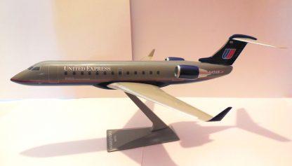 United Express Bombardier CRJ200 Model