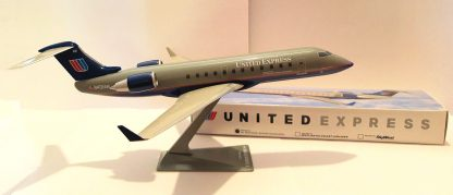 United Express Bombardier CRJ200 Model With Box